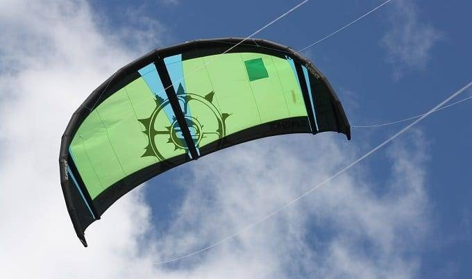 Kite On The Wind