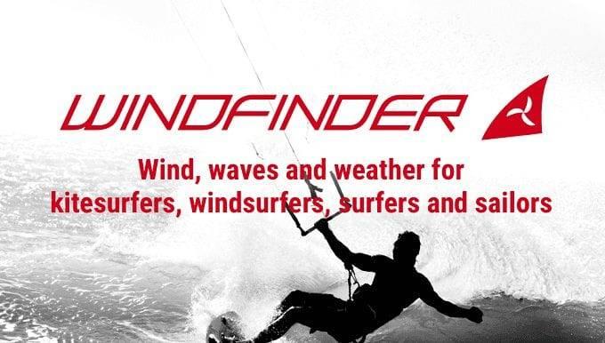 Windfinder App