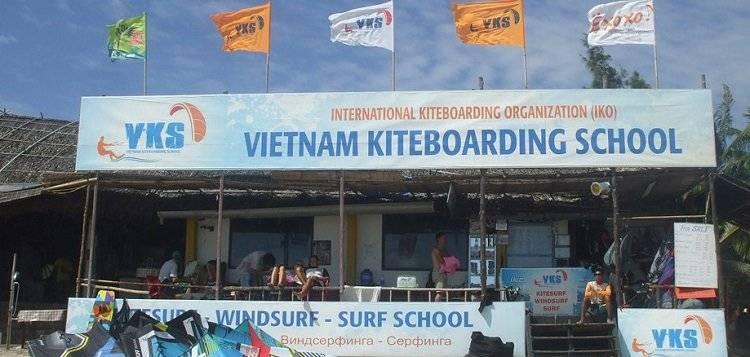 School for Kitesurfing