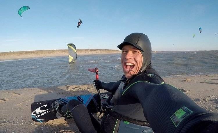 Kitesurfing Make You Happy