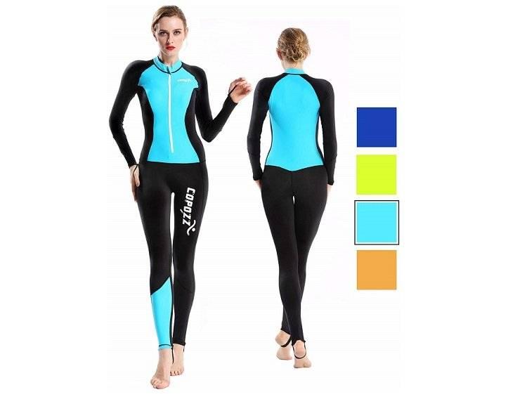 COPOZZ Diving Skin Wetsuit Review