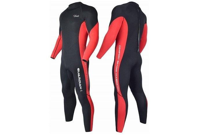 Hevto Guardian and Goddess Wetsuit Review