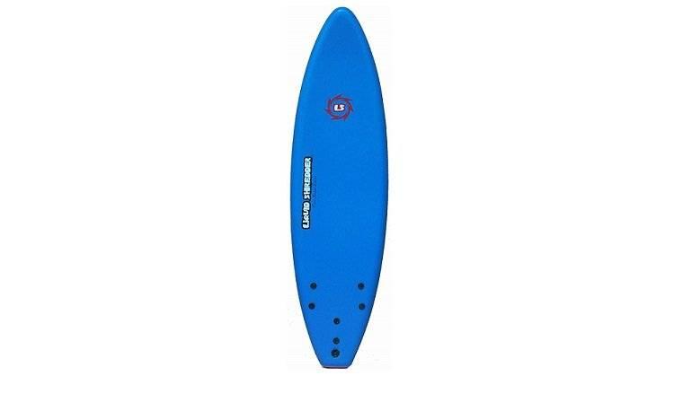 Liquid Shredder Surf Board Review