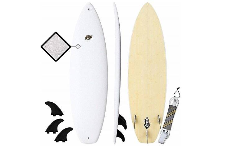 South Bay Board Co Hybrid Surfboard  Review