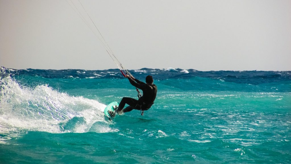 Why Is Kitesurfing So Popular In Japan?