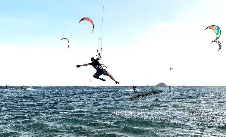Hazards Caused By The Kitesurfer