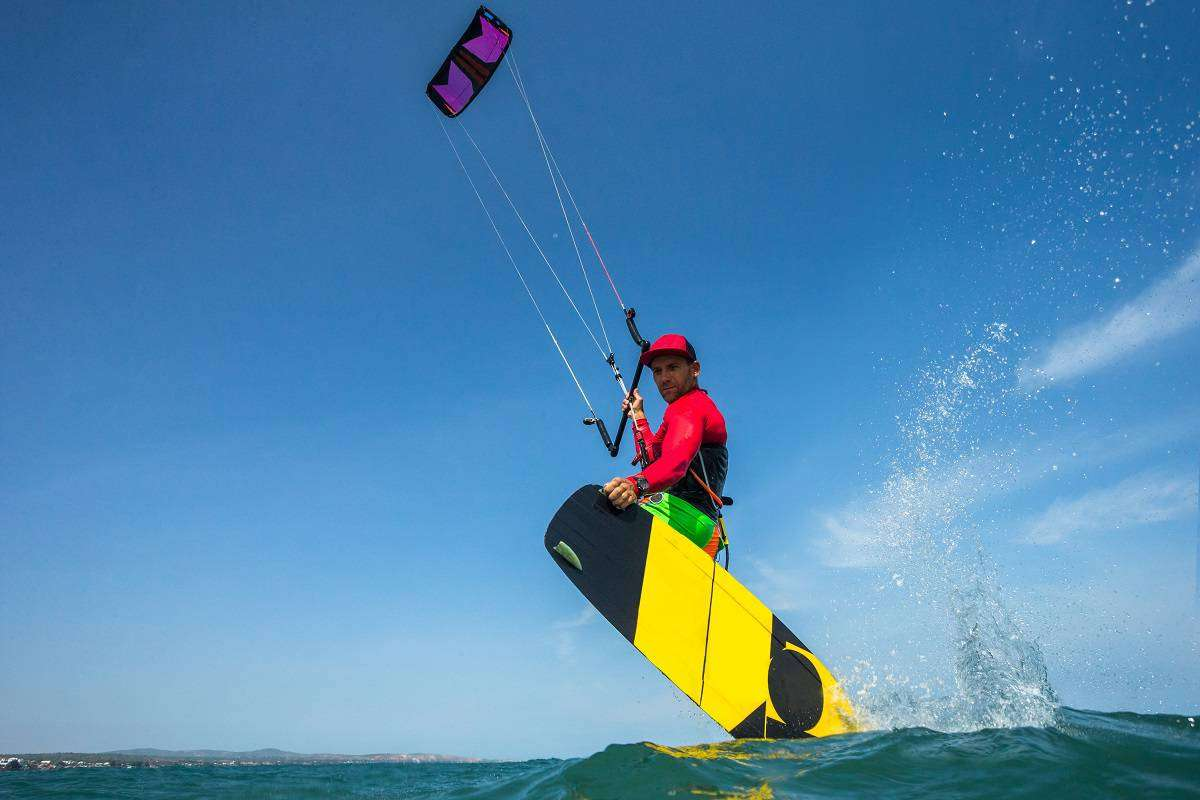 Best Lightwind Kiteboard For Kitesurfing - kitesurfingadvice.com