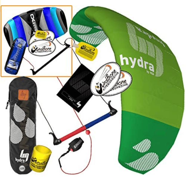HQ4 Hydra 350 Kiteboarding Kite