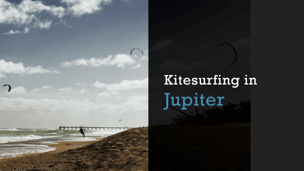 kitesurfing in jupiter