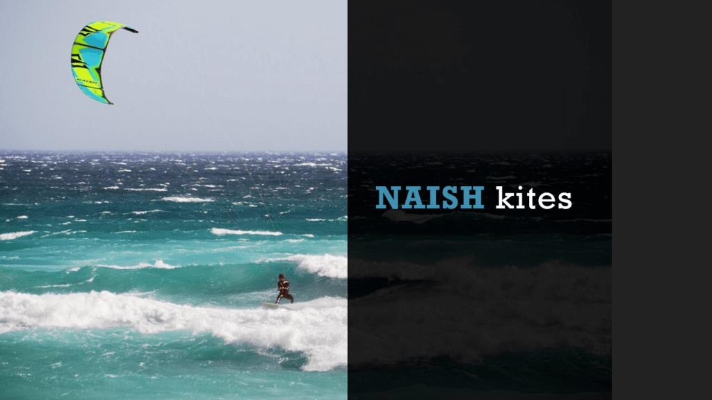 naish kite review