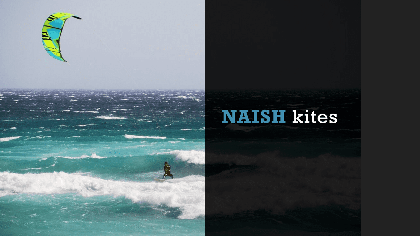 naish kite review